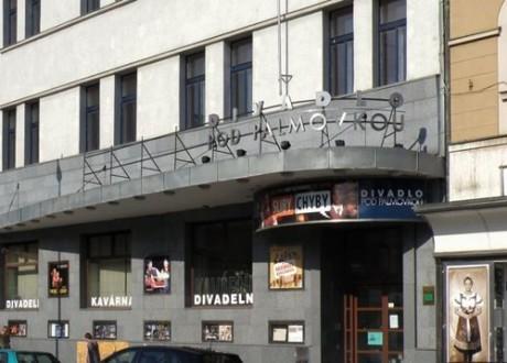 Divadlo pod Palmovou. FOTO archiv