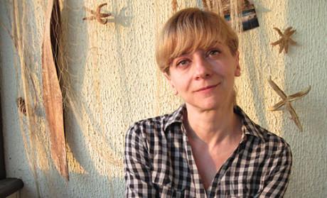 Irina Chalipová. FOTO  FREDRIK WADSTRÖM