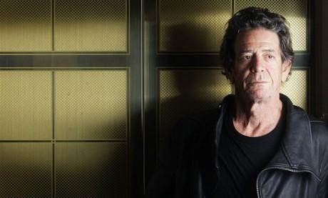 Lou Reed. FOTO JAN ZÁTORSKÝ