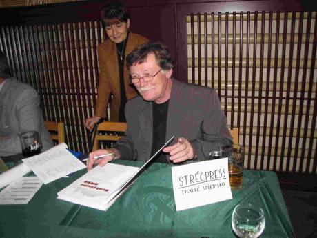 Psycholog a publicista PhDr. Jaroslav Štěpaník. FOTO archiv