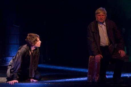 O pauze oslovuji prince Hamleta. FOTO archiv Studia Marta