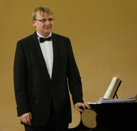 Klavírista David Švec. Foto Pavel a Petr Horníkovi.