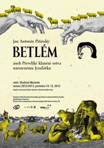 Betlém-poster