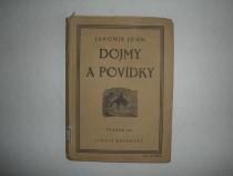 Jaromír John: Dojmy a povídky, 1918. Repro archiv