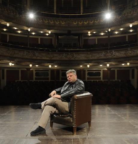 Ředitel libereckého Divadla F. X. Šaldy Martin Otava (na snímku z 24. září 2009). FOTO archiv DFXŠ