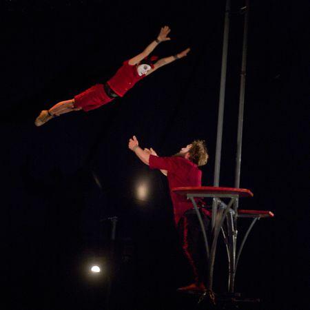 Cirque Trottola. FOTO JEAN PIERRE ESTOURNET