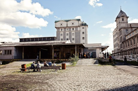 Světovar 2015: Týden kulturních fabrik. FOTO archiv Plzeň EHMK
