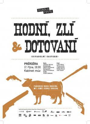 Tucek-Hodni zli - poster