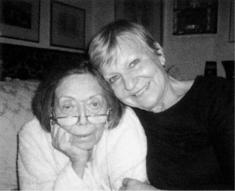 Jiřina Jirásková  a Zdena Šírová
