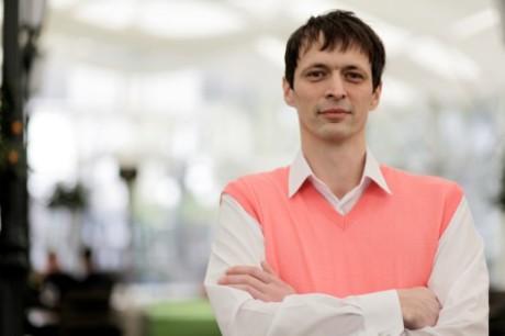 Scénograf Martin Černý. FOTO ROBERT VANO
