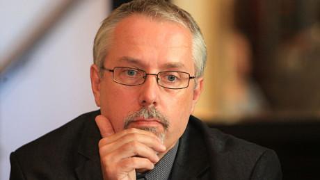 Bývalý ředitel Národního divadla Ondřej Černý. FOTO MILAN MALÍČEK