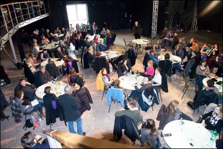 Festivalové diskuse byly husté. FOTO Ost-ra-var
