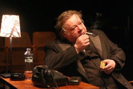 O hereckém výkonu Norberta Lichého se asi netřeba příliš rozepisovat. FOTO TOMÁŠ RUTA