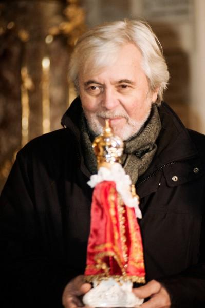 Stále šarmantní Josef Abrhám (José Horský). FOTO archiv