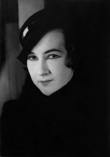 Nina Jirsíková. Ateliér Benda, 20.-30. léta XX. století. FOTO archiv Národní muzeum