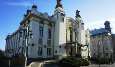 Městské divadlo Mladá Boleslav. FOTO archiv