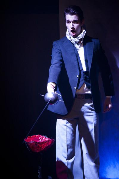 Marek Belko (Don Ottavio).  Foto Jan Dvořák.
