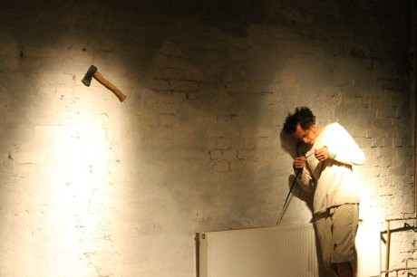 Cesty/Poutě II. FOTO Dirty Deal Teatro