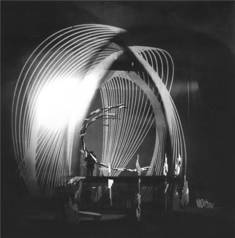 Bouře - 11.04.1969, Oldřich Šimáček - scéna. FOTO JAROMÍR SVOBODA