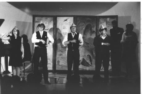 FOTO archiv Studia Ypsilon