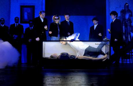 Hamlet Švandovo divadlo