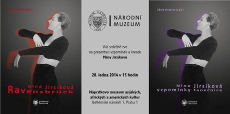 pozvanka Nina Jirsikova