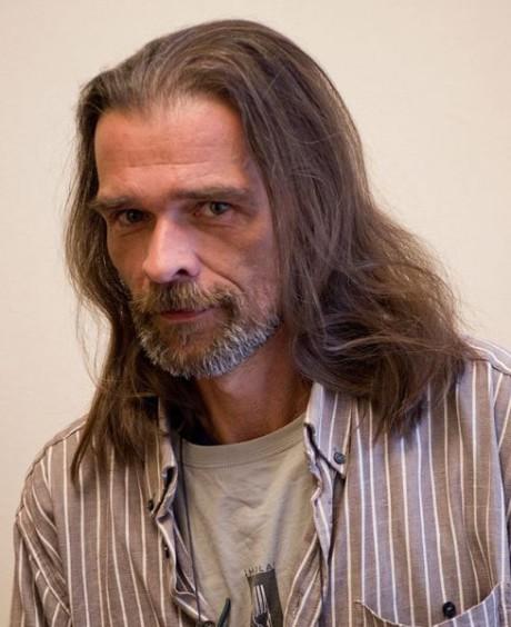 Marek Ronec (16. 2. 1965 Sokolov – 9. 12. 2013 Praha). FOTO VIKTOR KRONBAUER