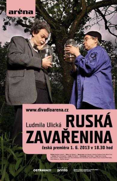 ruska zavarenina-poster