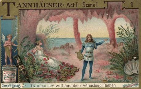 Tannhäuser se do Prahy vrací po více než 15 letech. Repro archiv