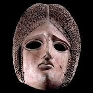 theatre mask-woman