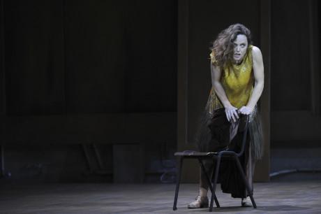 Evelyn Herlitzius (Elektra). Foto: Matthias Creutziger.