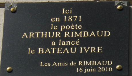 Arthur Rimbaud:  Le Bateau ivre / Opilý koráb. FOTO archiv