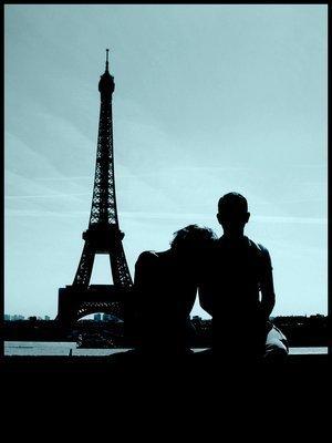 …já plul jsem za nocí v červenci při měsíci…à Paris! FOTO BONTÉ