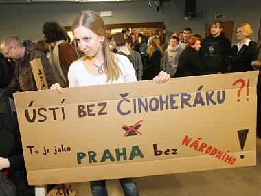 FOTO archiv ČS Ústí