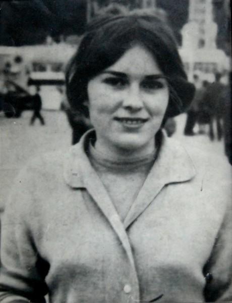 Olga Hepnarová. FOTO Archív hl. m. Prahy a Tomáše Weinreba