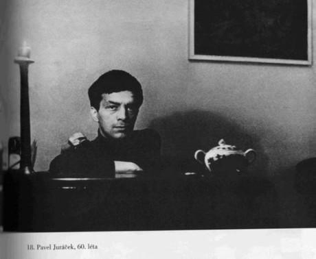 Pavel Juráček, 60. léta. FOTO archiv