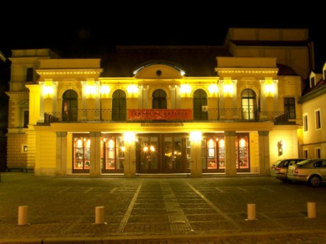 Klicperovo divadlo. FOTO archiv
