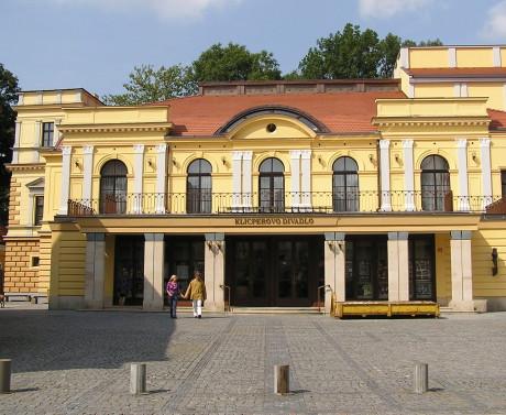 Klicperovo divadlo Hradec Králové. FOTO archiv