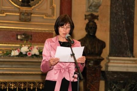 Anna Matoušková. FOTO archiv