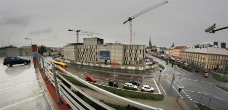 Divadlo na Palackého náměstí se bude jmenovat Nové. FOTO LADISLAV NĚMEC MAFRA