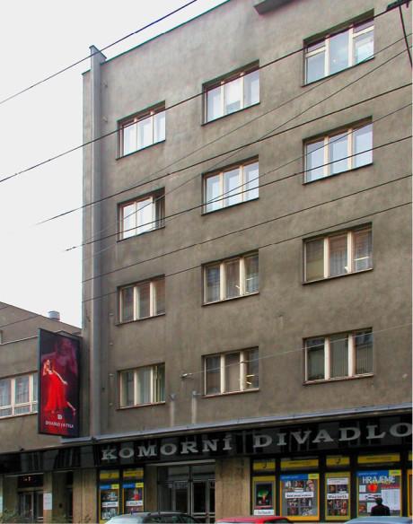 Komorní divadlo v Plzni
