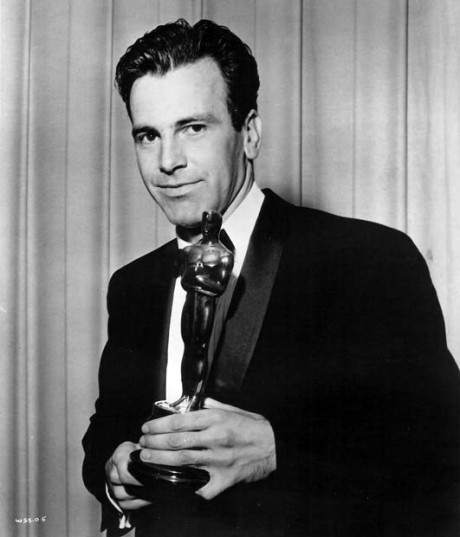 V roce 1961 se svým prvním Oscarem za film Norimberský proces. FOTO archiv