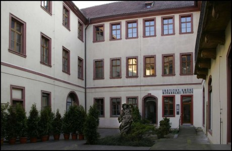IDU sídlí v Celetné ulici č. 17 v Praze 1. FOTO archiv IDU