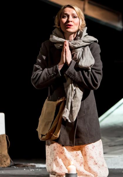 Petra Perla Nôtová (Micaëla). FOTO Michal Siroň.