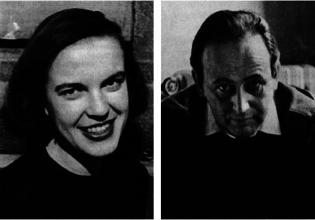 Ingeborg Bachmannová  a Paul Celan