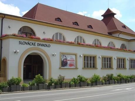 Slovácké divadlo Uherské Hradiště