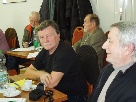 Jaroslav Štěpaník nevycházel z údivu, jihnul a byl na měkko. FOTO archiv