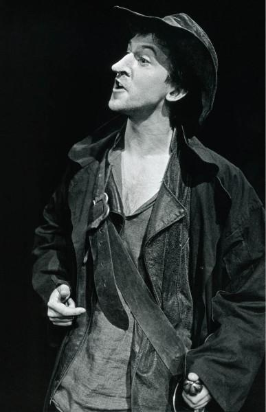Martin Hofmann jako Cyrano