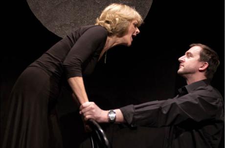 Martin Hofmann s Taťjanou Medveckou