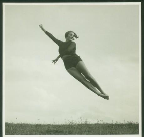 Míra Holzbachová. FOTO archiv NM